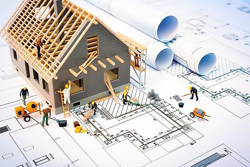Tiến độ thi công phần thô và nhân công tùy thuộc vào điều kiện công trình