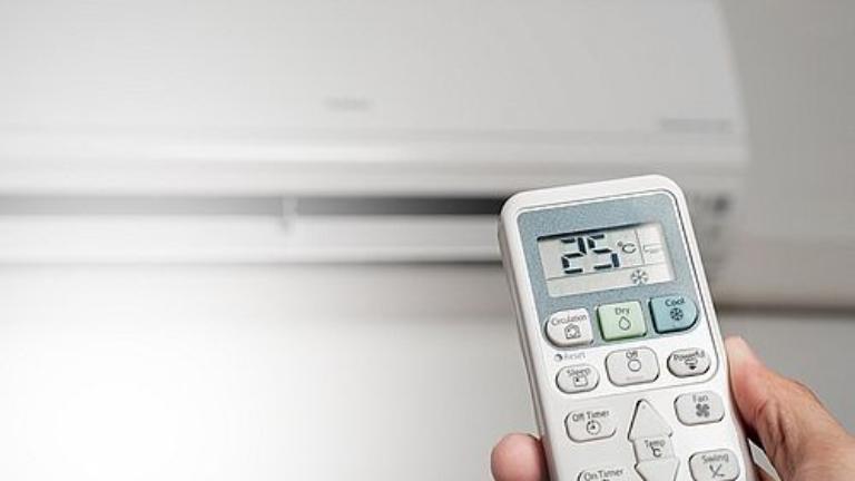 Để nhiệt độ điều hòa phù hợp để đảm bảo sức khỏe