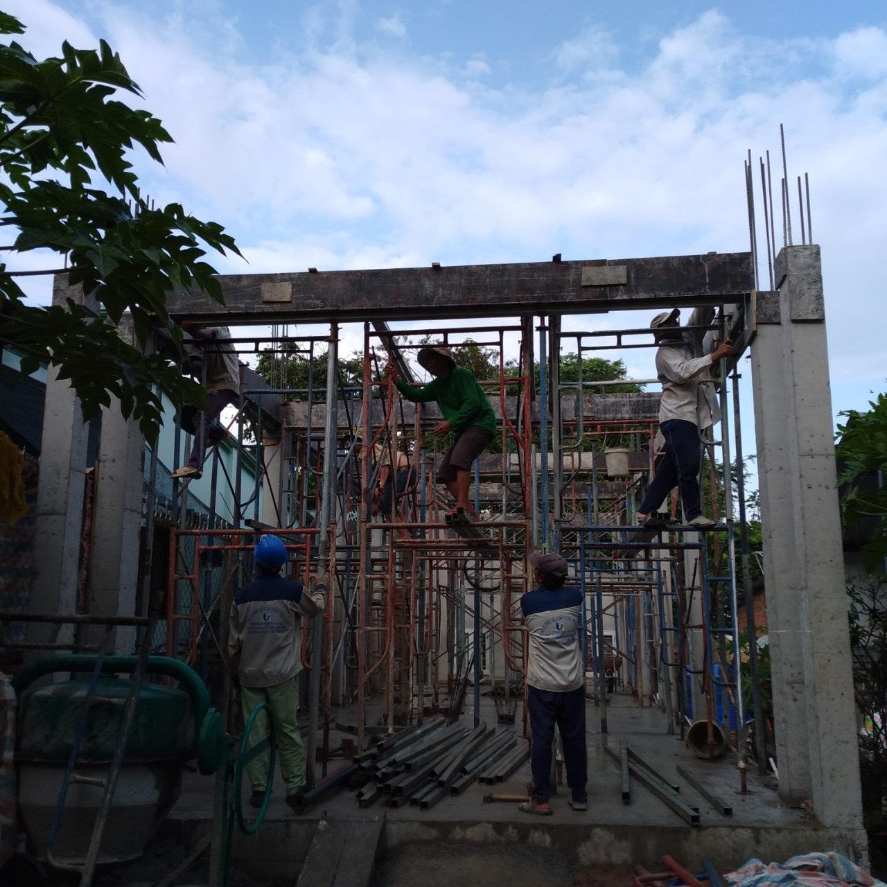 Triệu Sơn luôn đảm bảo đúng tiến độ và tận tâm với mọi công trình